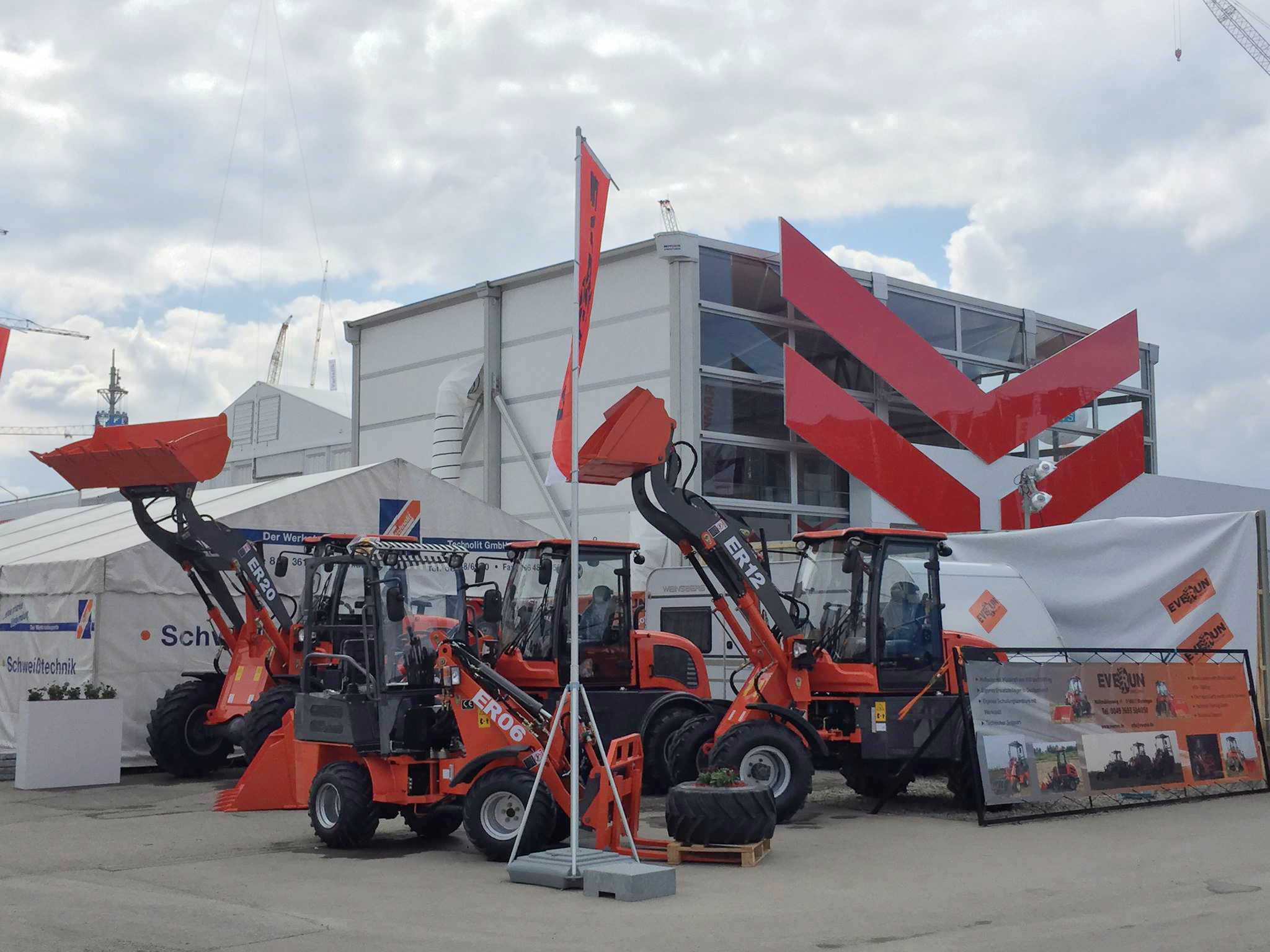 EVERUN to show at Bauma2016